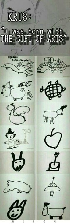 Oh yes! Kris, we know how great you are as an artist.. It shows..  [credits to photo owner]