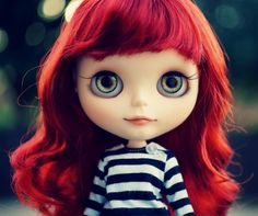 A Little Miss No Name custom named Ilana... found her on the Dolly Adoption fb group and I'm in luuuuurve
