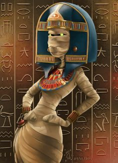 Image result for female mummy