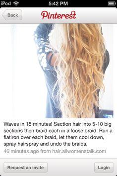 perfect mermaid waves