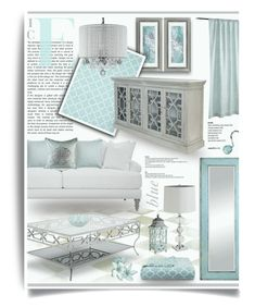 Ice Blue Silver Living Room Decor Silver Living Room Room Decor And Pier 1 Imports