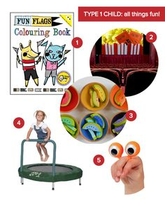 Type 1 Child Gift Guide