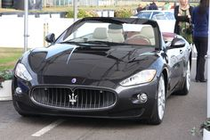 Maserati Gran Turismo S Cabrio photos #7 on Better Parts LTD