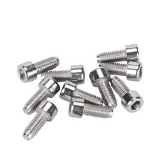 2017 10Pcs Cycling Socket Head Cap Screws Hexagonal Bicycle Kettle Frame  Rack Screws free shipping   3a239abe7