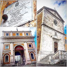 'The bloodiest fighting took place on the Janiculum Hill . This place and other places nearby evoke the memory of these events .' • San Pietro in Montorio and the plaque with the cannonball in memory of the French attack of Rome ; St Pancrazio Gate with the Museum of the Roman Republic and memory of Garibaldi  . • #Miles7one #nex7 #roma #wanderlus7 #loveitaly #italia #italian #gianicolo #visitrome #rome #igers #igdaily #instagram #instagood #goodvibes #travel #travelgram