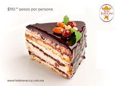 ¿Se te antoja? Ven a disfrutar de nuestra tarde pastelera en el tradicional Son Jarocho, en Veracruz. Todos los viernes de las 17:00 a las 20:00 horas con música en vivo. Bocadillos, postres y mucho más… Reserva al: (229) 989 3800.