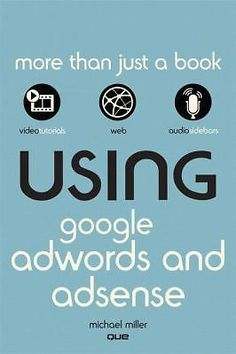 Using Google AdWords and AdSense