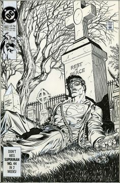 kerry gammill art   next item kerry gammill action comics 657 page 11 superman on the case ...