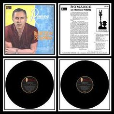 LP Romance - Francisco Petrônio (1963)