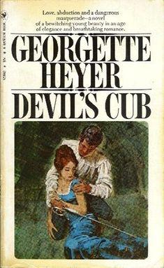 Georgette Heyer is the ONLY Regency romance writer worth reading. ~FC