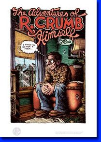 The Adventures of R. Crumb