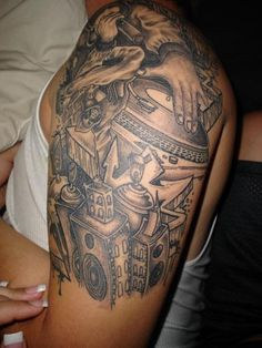 Download Free ... On Pinterest Hip Hop Aztec Warrior And Knuckle Tattoos on Pinterest to use and take to your artist.
