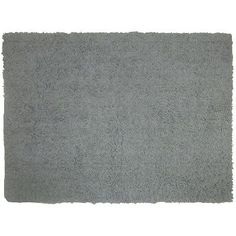 Simple by Design Solid Shag Rug - 4' x 5'6''