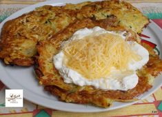 Érdekel a receptje? Kattints a képre! Bon Appetit, Quiche, Cauliflower, French Toast, Bacon, Food And Drink, Pie, Vegetarian, Healthy Recipes