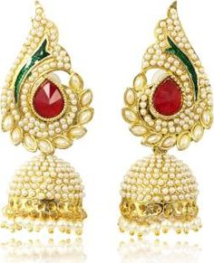 Jhumkas - Buy Products Online at Best Price in India - All Categories | Flipkart.com