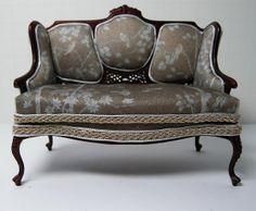 1:12th scale miniature furniture by Ken Haseltine ... Ken@JBM, via Flickr