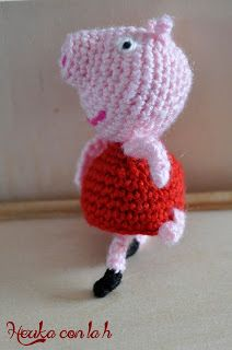 Amigurumi Tutorial Animali : Amigurumi animali umanizzati on Pinterest Amigurumi ...