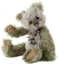 Minty Bear by Charlie Bears™