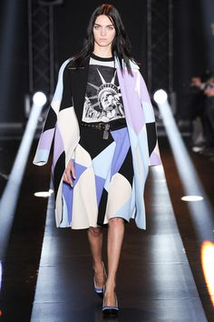 Fausto Puglisi Fall 2014 Ready-to-Wear Collection Slideshow on Style.com