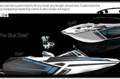 Boat Wraps, Marine Vinyl Graphics, Boat Wrap Potfolio