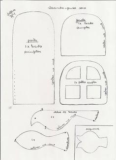 creditos: morgannas  Álbum 16----página Eu Amo Artesanato  -----------------------------------------------------...