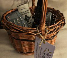 Compra Cesta pequeña oval on line en cestashome.com  Siempre encontrarás esos objetos que tienen tendencia a perderse!