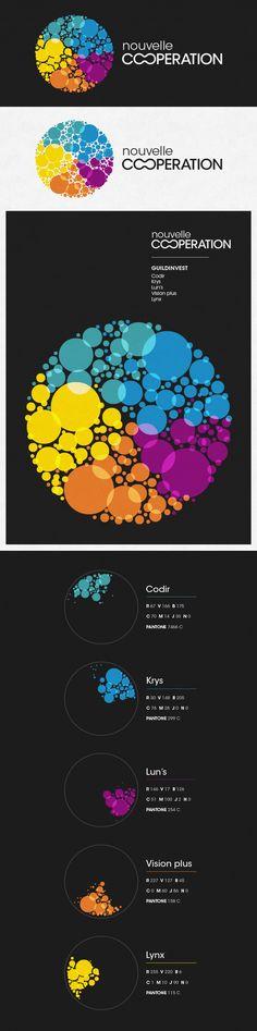Client : GUILDINVEST / ID-Shop / Création d'un logo et d'une affiche / Graphiste freelance, illustrateur, webdesigner