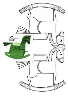 printables for kids Animal Crafts For Kids, Paper Crafts For Kids, Animals For Kids, Crafts To Make, Fun Crafts, Art For Kids, Printable Crafts, Printables, Imprimibles Toy Story Gratis