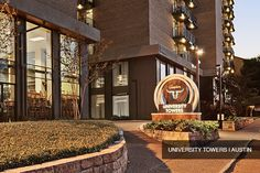The experiences you will have while a resident at University Towers will be ones you will never forget. This is the place where memories are made, call now for a tour of our student housing community in West Campus Austin, TX!  University Towers  801 W 24th Street Austin, TX 78705  512-253-8540