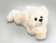 Buy Butter Jr. - Cream Bear at http://www.teddybearsemporium.com/products/butter-jr-cream-teddy-bear-stuffed-animal-gift Please share on Facebook