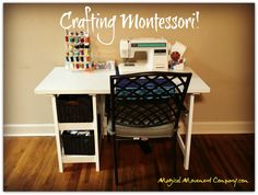 Magical Movement Company's Blog. Crafting Montessori: Color Coded Fabric Letters From an Etsy Shop!