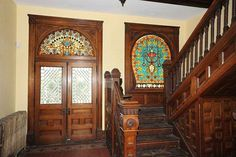 One of three original Monarch bourbon mansions remaining. Historic home with extensive wood work, imported tile, stain glass, and the finest building materials available at the turn of the 18th century. Original estate extended all the way to the Ohio River. This original Victorian home has had extensive roof, insulation, and electrical work.It has a servant stair case that runs from the basement all the way to the attic. The staircase in the foyer extends to the second floor. Remaining…