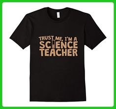 Mens Trust Me I'm a Science Teacher T-shirt 3XL Black - Careers professions shirts (*Amazon Partner-Link)