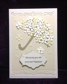 Wedding Shower Gift Card Verses : ... Bridal Shower Cards on Pinterest Wedding Cards, Thank You Cards and