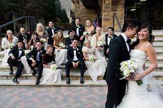 22 Wedding Photo Poses & Ideas {Real Brides} | Confetti Daydreams