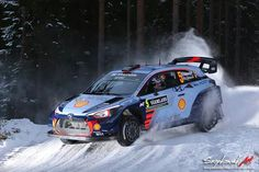 Rally Sweden 2017 I20