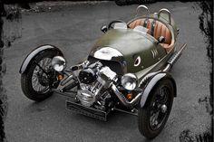 Morgan 3-wheeler
