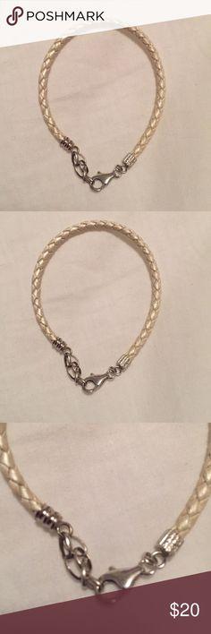 Pandora Rope Bracelet Brand new, never used, Pandora Rope Bracelet. Fill with your favorite charms! Pandora Jewelry Bracelets