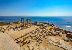 VISITARE RODI Cosa fare e vedere nell'isola di Rodi #vacanzerodi2017 #rodi2017 #estaterod #visitarerodi #grecia2017 #estategrecia