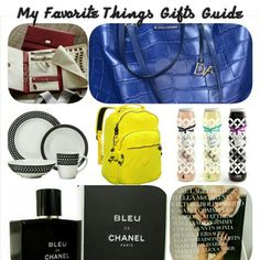 Go to my blog to see the full list of my favorite things guide! https://simplecasa.wordpress.com/2014/12/02/my-favorite-things-gift-guide/
