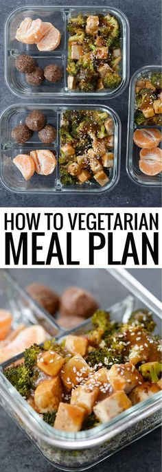 How to plant-based m