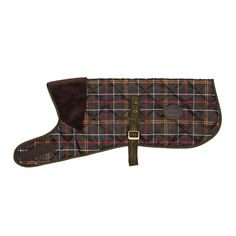 Looking to treat your dog? How about this Barbour dog coat featuring the iconic classic Barbour tartan. Diamond quilted for warmth on this cold walks