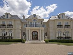 Interior Pictures of the $14.5 Million French Chateau in Cresskill | Homes of the Rich – The Web's #1 Luxury Real Estate Blog
