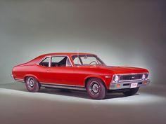 1968 Chevrolet Nova SS Coupe