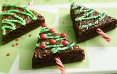 7 Ideas De Brownies Para Navidad Comida De Navidad Navidad Cenas De Navidad