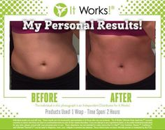 My personal wrap results 9 months postpartum!!