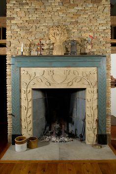 Rumford Fireplace design plans | Custom Home | Pinterest ...