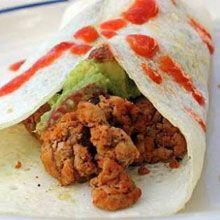 **Paleo** Grain Free Breakfast Burrito – The Foodee Project