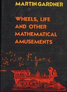 Wheels, Life And Other Mathematical Amusements - Martin Gardner in Lkkoller's book collection » CLZ Cloud for Books