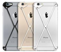 コーナーだけを守る斬新な『RADIUS case iPhone 6ケース』